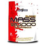 Classic Mass 120.000 (3kg) - Escolher Sabor Choc/bauni/moran