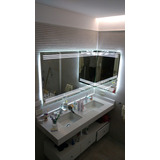 espejos con iluminacion led para baos placard habitacion