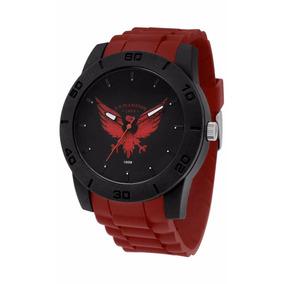 Relógio Technos Masculino Flamengo Fla2036aa/8p Analógico