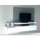 Mueble Rack Tv Centro De Entretenimiento Gratis Instalacion