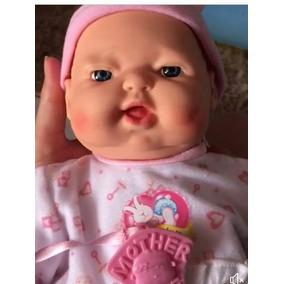 Boneca Bebê Fofucho Expressão Real