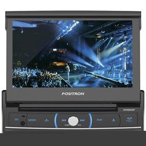 Som Automotivo Sp6320bt Dvd Player, Touch Screen - Pósitron
