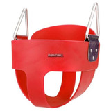 Juego Completo Cubo Asiento Columpio Infantil... (red)