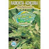 Semillas Radicheta Achicoria Hortaliza Elviveruski Vivero