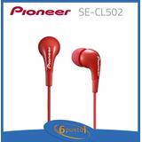 Auriculares Dinámicos Internos Pioneer Se-cl502 Envío Gratis