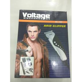 Afeitadora Voltage 9 Piezas 100 %original
