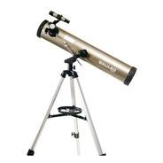 Telescopio Galileo Reflector 700x76 Aumento 525x Con Tripode