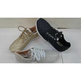 Zapatos Deportivo Nike De Dama Escarchado 34 Al 37