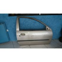 Porta Ford Ka Lado Direito 99 A 2004 Original Champanhe