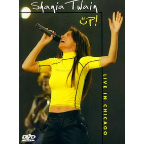 Shania Twain Up! Live In Chicago - Dvd Pop