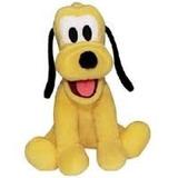 Pluto Cachorro Do Mickey 40cm De Pelucia Da Disney