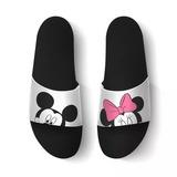 Chinelo Slide Beach Feminina Miney Mickey Exclusivo!
