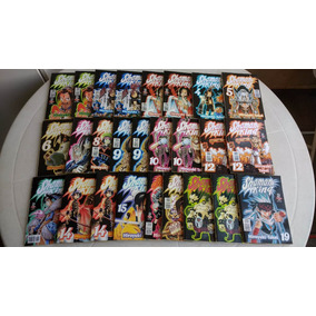 Shaman King - Varios Numeros - Editora Jbc