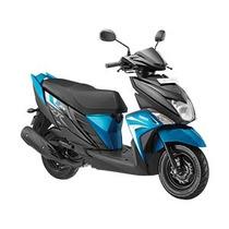 Scooter Yamaha Ray Zr 115 Blue Core Delcar Motos