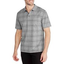 Patrón George Hombres Camiseta De Polo