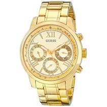 Reloj Guess U0330l1 Classic Sport Acero Inoxidable Dorado