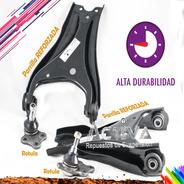Parrillas Renault Duster Oroch Reforzadas (kitx2)