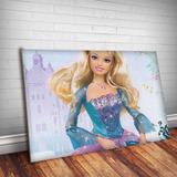 Placa Decorativa Barbie 2