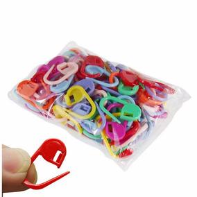 Marcadores De Plástico, Tejidos Manualidades 10 Pz