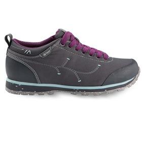 Zapato Mujer Ecowoods Negro Lippi