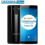 Smartphone Celular Doogee Bl12000 Black Glass Pronta Entrega