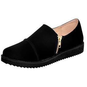 Zapato Casual Been Class Negro Para Dama Originales U75643