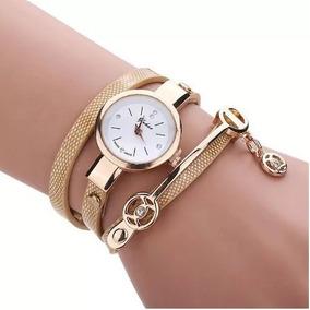 Relógios Feminino Pulseira Em Couro Retro Vintage Barato