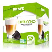 Cápsula De Cappuccino Para Máquinas Dolce Gusto*
