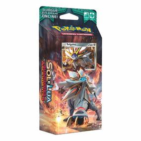 Pokémon: Deck Sm2 Guardiões Ascendentes Sol De Aço Solgaleo