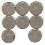 Lote Monedas Corea Del Sur (1973 - 1990) 100 Won Almirante