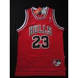 Camisa Nba Michael Jordan#23 Oficial Bulls