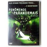 Dvd Fenômenos Paranormais Original Show Caça Fantasma 18 An