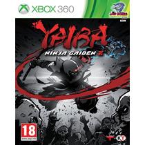 Xbox 360 - Yaiba Ninja Gaiden Z ( Mídia Física )