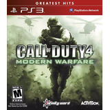 Call Of Duty 4 Modern Warfare + Extra Mapas Pack Ps3