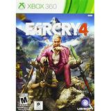 Nuevo Ubisoft Ubp Far Cry 4 X360