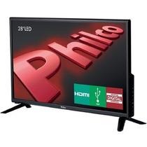 Tv 28 Polegadas Philco Led Hd Hdmi Usb - 099283012g