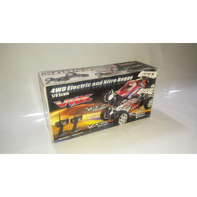 Vrx Rh802 1/8 Scale Rc 4wd Nitro Powered Rtr