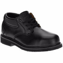 Zapato Zapaton Seguridad Brahma Punta Fierro Industrial