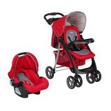 Coche Travel System Pompeya E30. Infanti