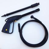 Kit Pistola, Mangueira E Bico Lavadora Schulz 1400w