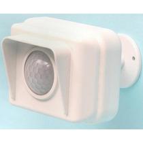 Sensor De Presença Externo Com Fotocélula