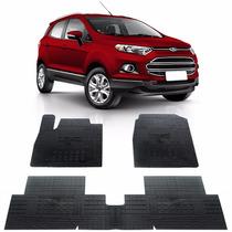 Jogo De Tapete Reforçado Ford Ecosport 2013 2014 2015 2016