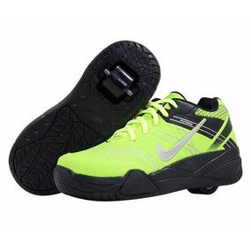 Calçados Sapatênis Tênis Infantis De Rodinhas Roller