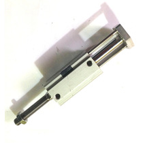 Cilindro Piston Neumatico Guiado Doble Vastago 32-50 Mm