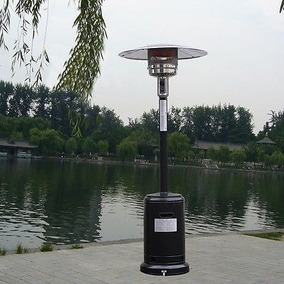 Jardín Al Aire Libre Patio Calentador Propano Pie Lp Gas