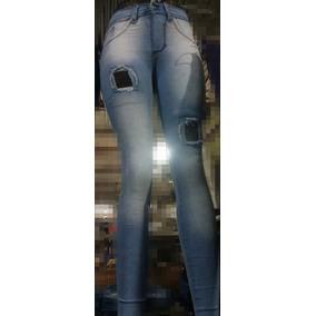 Overol De Jean Para Mujer - Jeans Amarillo en Mercado Libre Argentina 67955af2aa23