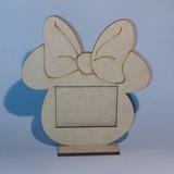 Souvenir Portaretrato Minnie Mouse - Disney - Fibrofácil