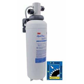 Filtro Purificador De Agua 3mff100 Directo Al Caño Existente