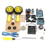 Robot Arduino Con Servomotor