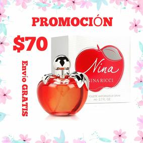 Perfume Nina By Nina Ricci / Eau De Toilette / 80 Ml